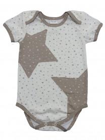 Боди футболка молочная, 1360/022