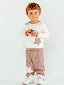 Комплект для мальчика (джемпер, штанишки) арт.1368/022