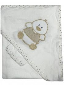 Полотенце махровое с варежкой арт. 00071/004
