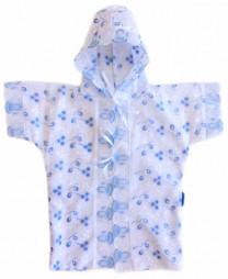 Рубашка крестильная с капюшоном арт.1110