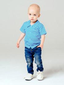 Рубашка для мальчика арт. 1496/205