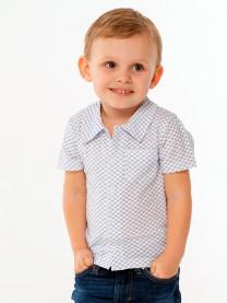 Рубашка для мальчика арт. 1496/001