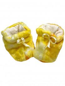 Пинетки велсофт, желтые арт.0948/050