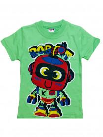 Футболка Робот для мальчика арт. 2431/034