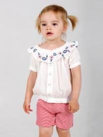 Комплект для девочки, молочный арт. 9480/002