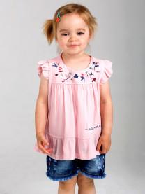 Комплект для девочки, розовый арт. 9481/005