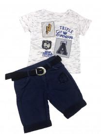 Комплект для мальчика Triple арт. 9462/012