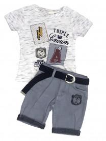 Комплект для мальчика Triple арт. 9462/055