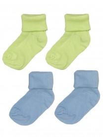 Комплект носков для новорожденных арт.0001/010
