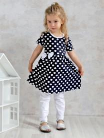 Комплект: платье, леггинсы арт. 1489/111