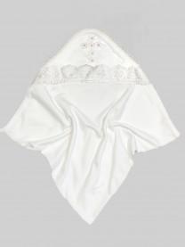 Крестильная пеленка, молочный арт. 0003/002