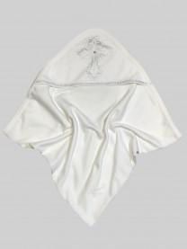 Крестильная пеленка, серебро арт. 0003/060
