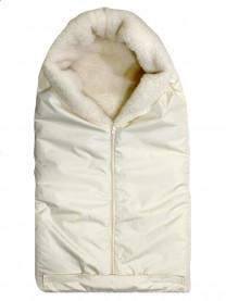 """Одеяло-конверт """"Гномик"""", молочный арт.1143/002"""