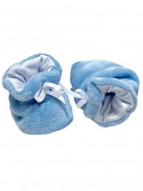 Пинетки велсофт, голубые арт.0948/010
