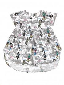 Платье для девочки арт. 1560/150