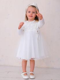 Платье с повязкой арт. 9002/002