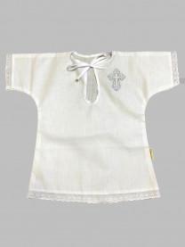 Рубашка крестильная, серебро арт. 1102/060