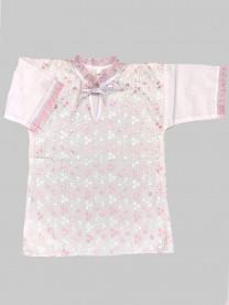 Рубашка крестильная, розовая арт. 0850/005
