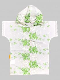 Рубашка крестильная с капюшоном арт. 1115/021