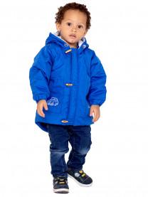 Куртка Мамина Радость синяя арт.0340/012