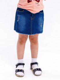 Юбка джинсовая арт. 002873
