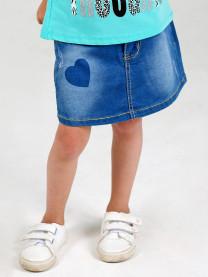 Юбка джинсовая арт. 002873/001